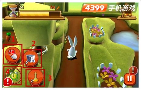 兔子迷宫道具使用方法
