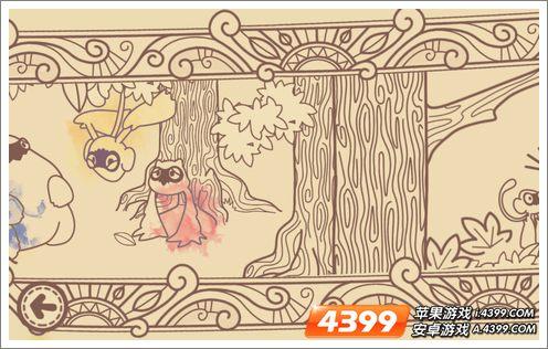 游戏画面:彩铅简笔画搭配卡通风格(8.0分)