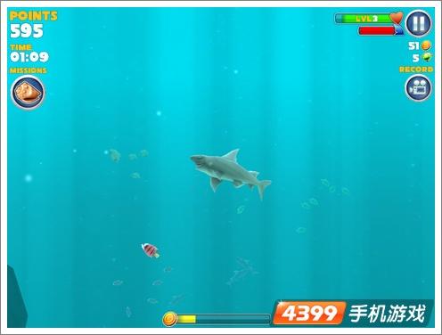 嗜血狂鲨进化评测