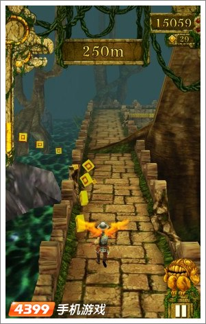 《神庙逃亡》操作技巧攻略[多图]图片1