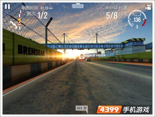 GT真实赛车2游戏画面