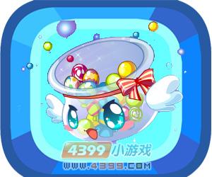 奥比岛萌萌糖果罐