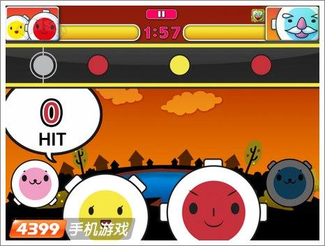 太鼓达人是一款非常棒的音乐游戏,玩家需要配合音乐按下按钮,从而打出