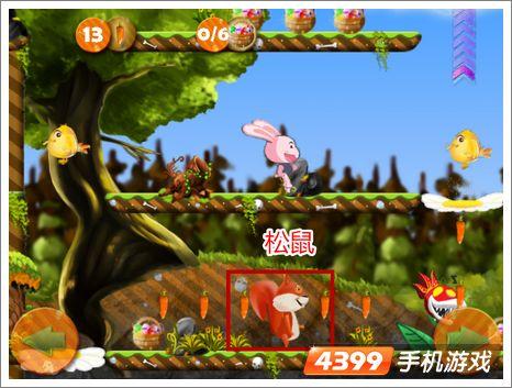 兔子大冒险怪物介绍