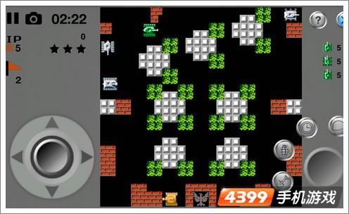 坦克1990HD游戏画面