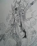卡布手绘―永夜王超进化