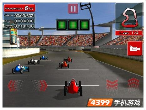 F1赛车传奇评测