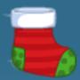 豆娃连连看圣诞袜道具
