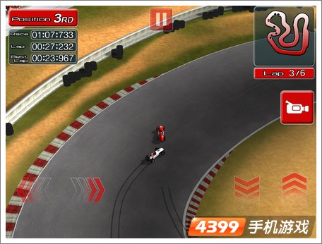 F1赛车传奇弯道技巧
