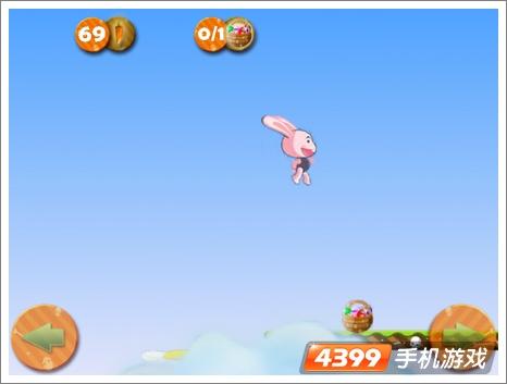 兔子大冒险第7关