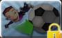 足球舞步拦截技能