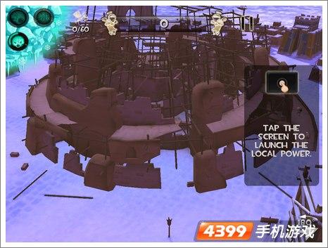 神罚之塔3D操作