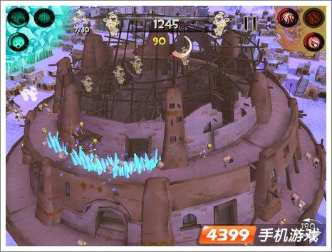神罚之塔3D评测