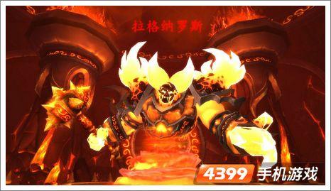 炉石传说每日卡牌推荐第三十二期:炎魔之主拉格纳罗斯图片