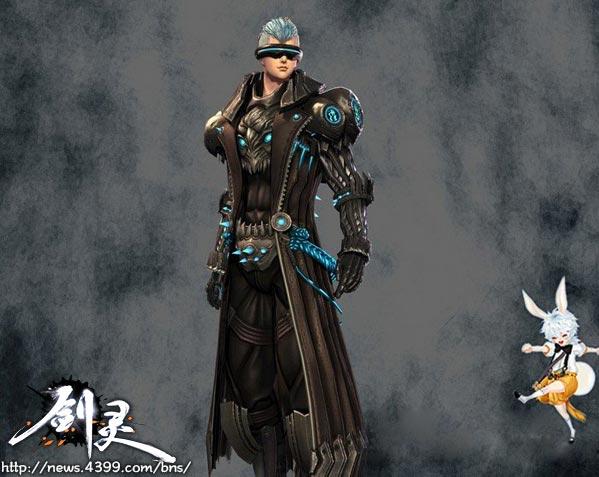 剑灵韩服分裂迷宫 新BOSS与掉落时装