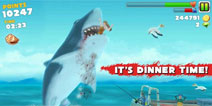 畅游海底世界 《嗜血狂鲨进化》评测