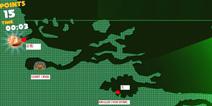 嗜血狂鲨进化地图 海底地图分享