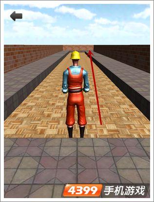 3D迷宫第2关怎么过