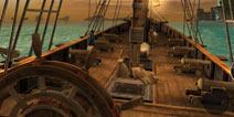 刺客信条海盗奇航躲避攻击技巧