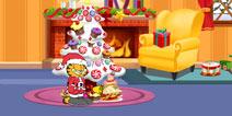 放开那个圣诞老公公 《加菲猫节庆总动员》评测