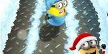 《神偷奶爸黄色小兵快跑》 圣诞黄人陪你度过欢乐圣诞