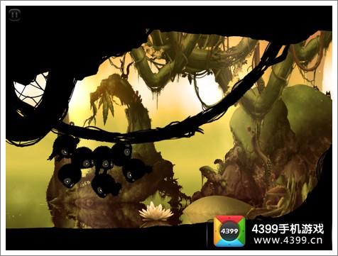 迷失之地游戏画面