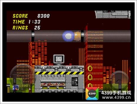 刺猬索尼克2玩法