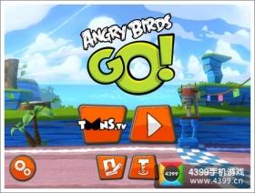 愤怒的小鸟GO游戏介绍