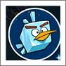 愤怒的小鸟太空版冰冻