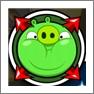 愤怒的小鸟太空版气泡猪