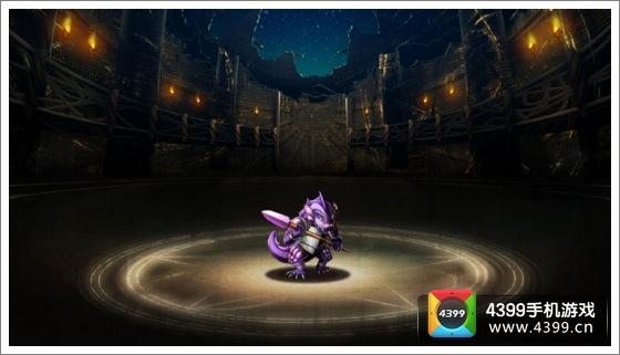 神魔之塔暗蜥蜴战士图鉴 暗蜥蜴战士属性