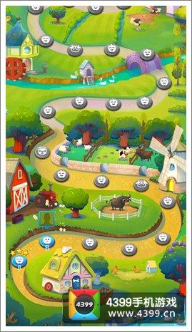 农场游戏手绘图标