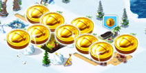 冰川时代村庄刷金币攻略