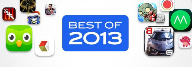 App Store2013年度最佳游戏公布