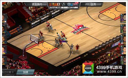 NBA梦之队版本更新预告