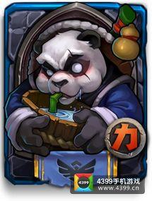 全面英雄熊猫酒仙图鉴