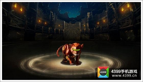 神魔之塔机械狮子