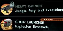 怪物大战野猪男2:僵尸武器大全 装备图鉴大全