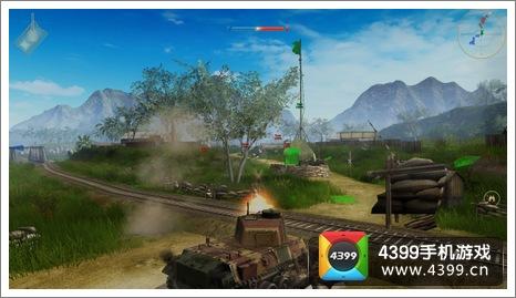 全军出击 战争新游《霸权战争》2014年登场