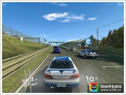 真实赛车3电脑版下载