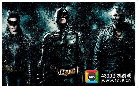 蝙蝠侠·黑暗骑士崛起