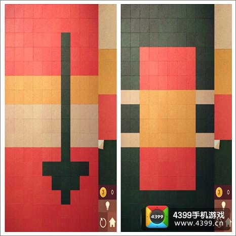神之折纸游戏画面