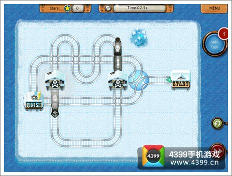 铁路迷宫2攻略