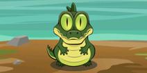 鳄鱼爱吃猕猴桃 《饥饿的小顽皮》评测