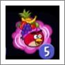 愤怒的小鸟里约大冒险水果鸟