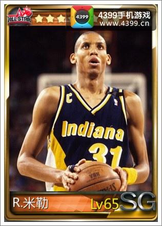 NBA梦之队R.米勒