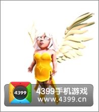 部落战争天使详解