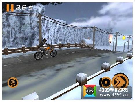 极限摩托2画面