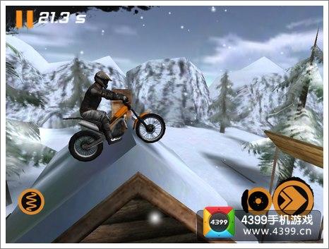 极限摩托2冬季版评测