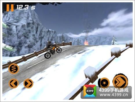 极限摩托车冬季版评测